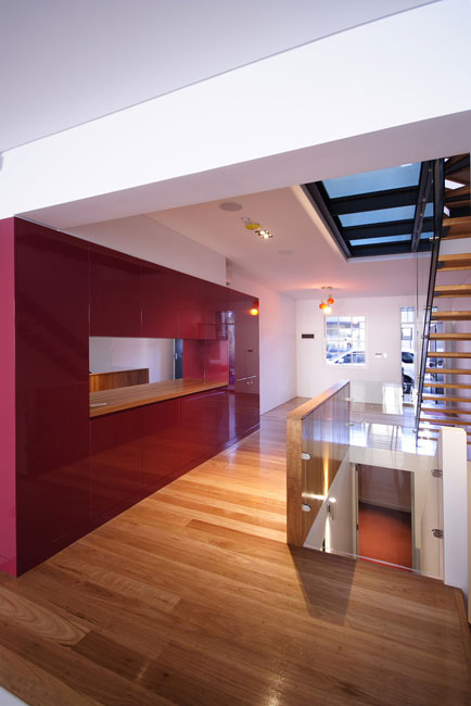 Cracknell Amp Lonergan Architects About